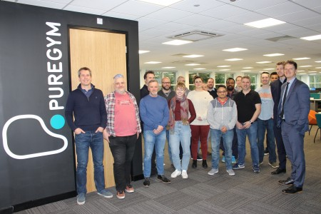 <p><strong>PureGym expansion at office campus</strong></p>}