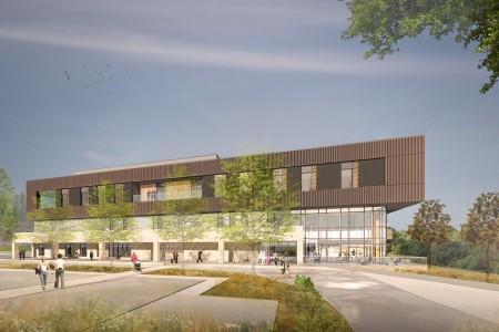 Vail Williams advises on multi-million pound redevelopment of Heatherwood Hospital}