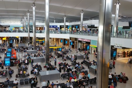 Vail Williams hails approval of Heathrow expansion}