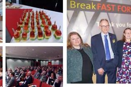 "<strong>Business leaders converge at Vail Williams' ""Future of Solent"" event</strong>}"