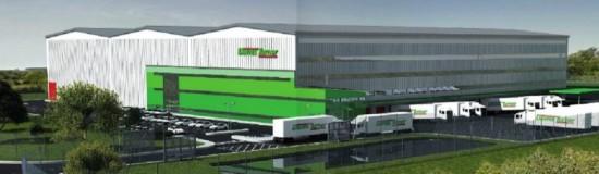 Warehouse New Build - Avonmouth