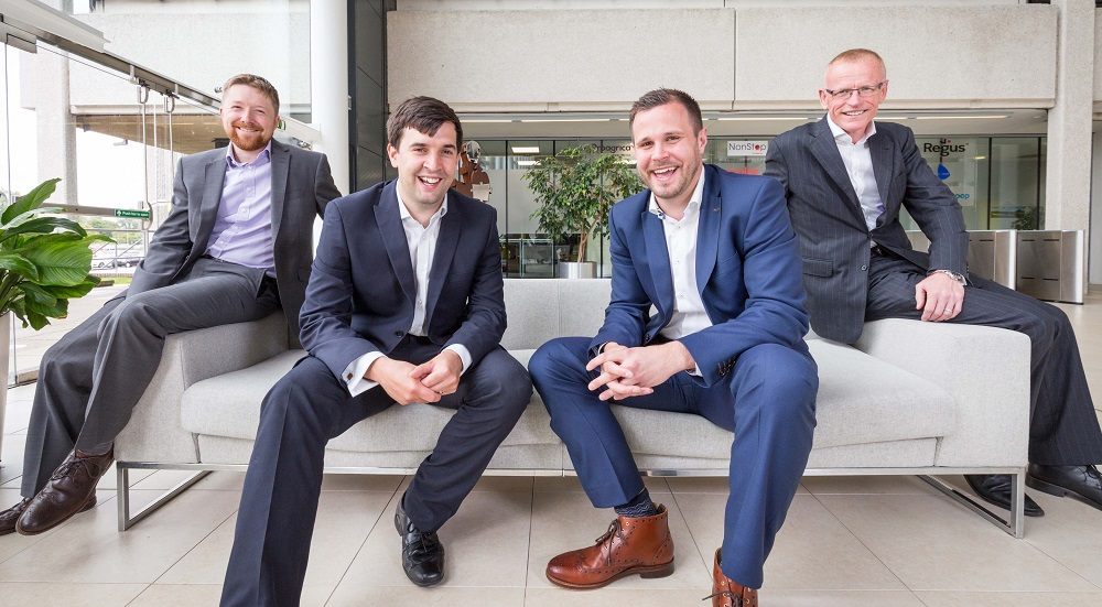 Vail Williams promotes ten across the business