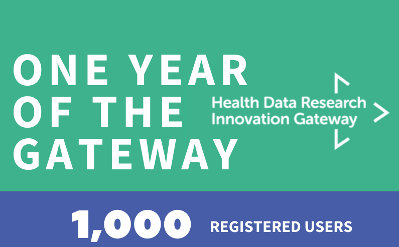 One year of the Gateway