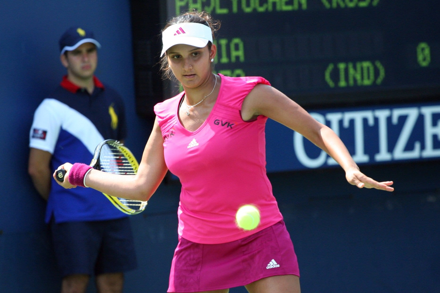 sania mirza revealed that corona was infected at the beginning of the year