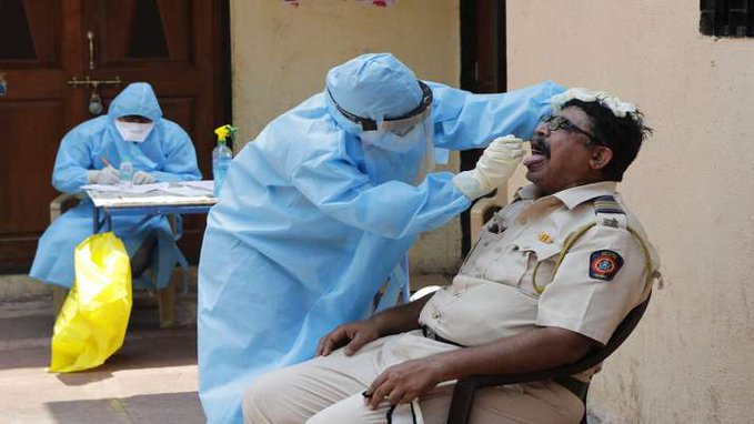 Maharashtra Police: 381 police personnel infected, 3 dead in 24 hours in the state