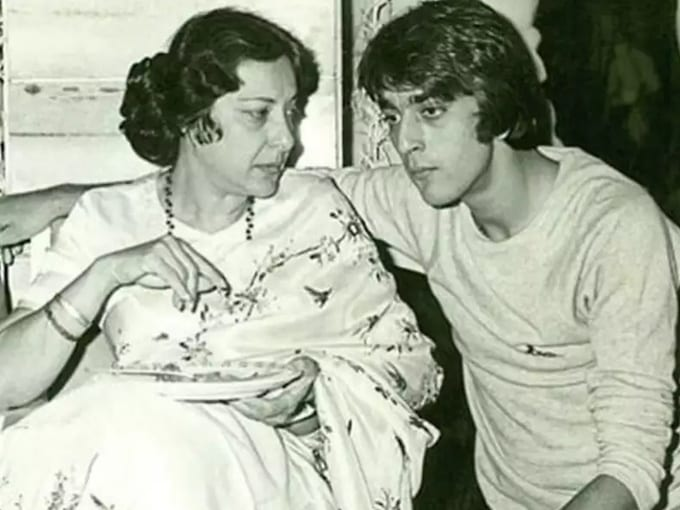 Sanjay Dutt remembers his late mother Nargis Dutt on her 92th birthday anniversary
