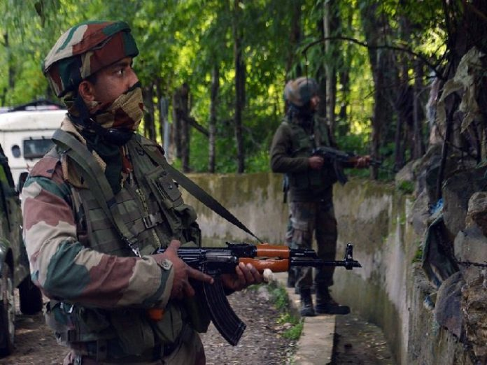 Jammu and Kashmir: Security forces kill 2 terrorists in Shopian, encounter continues
