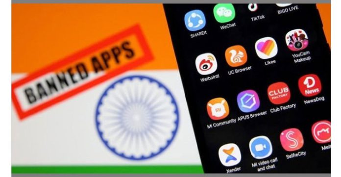 China said indian governments decision to keep a ban on 59 chinese apps would hurt chinese firms