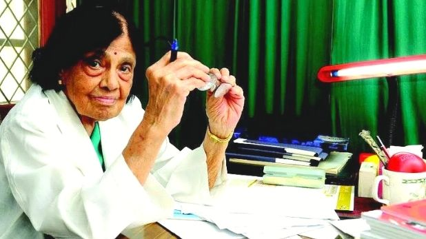 India's first female cardiologist Dr. Padmavati dies at the age of 103