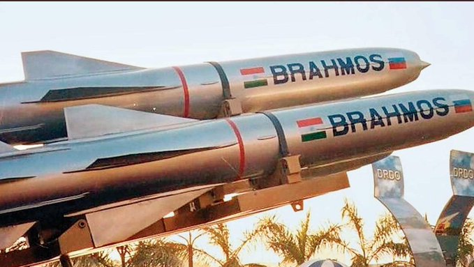 Indian Navy successfully test fires anti-ship version of 'BrahMos'