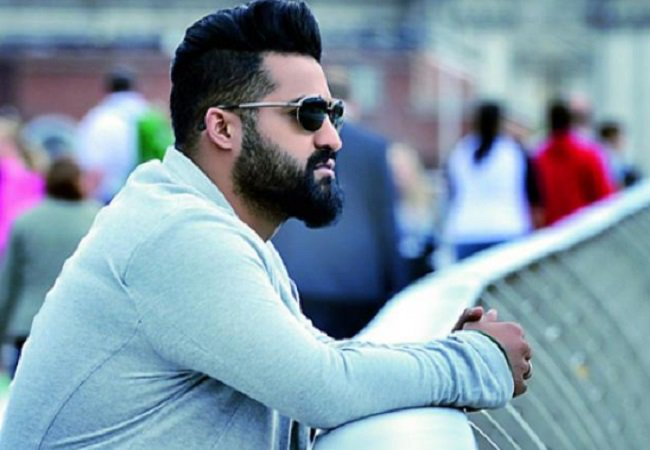 First look of Jr NTR's 'Bheem' from Rajamouli's film 'RRR' released