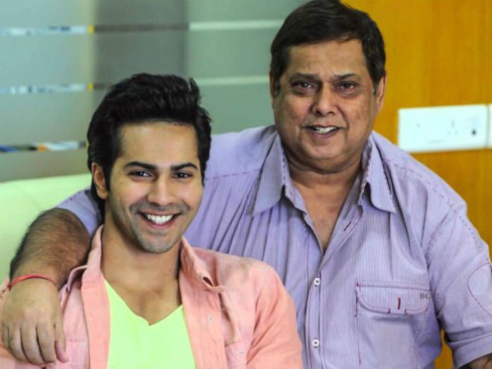 Varun Dhawan gets furious over fake news, says - Write anything about me, but don't spread rumors about father