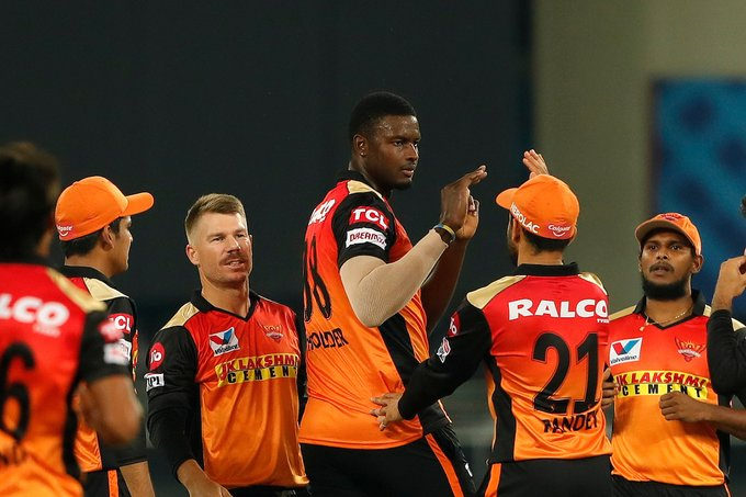 IPL 2020: Sunrisers Hyderabad beat Rajasthan Royals by 8 wickets