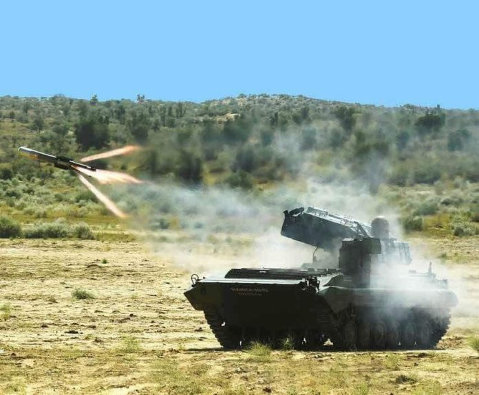 India successfully test-fires 'Nag' anti-tank guided missile