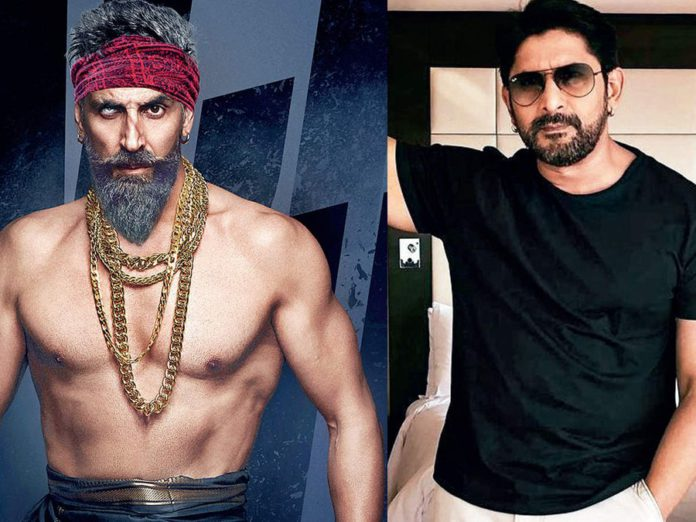 arshad warsi will be seen in bachchan pandey will work with akshay kumar for the first time