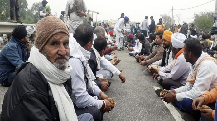 Kisan Andolan: 28th day of farmers protest