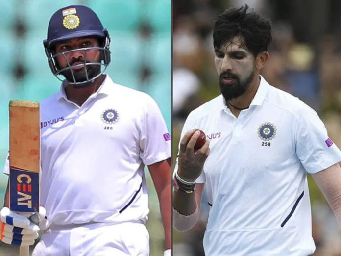Ind vs Aus: rohit sharma and ishant sharma can miss test series against australia because they are not fully fit