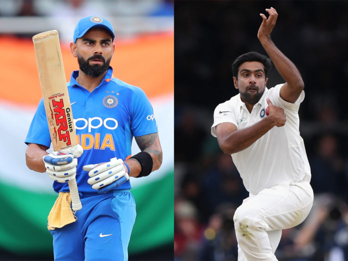 virat kohli nominate icc decade awards with r ashwin and ms dhoni