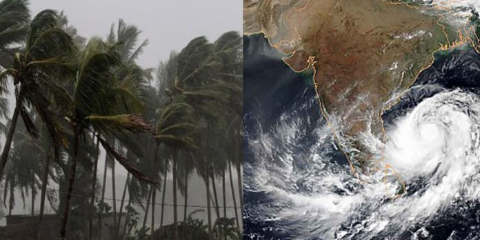 cyclone burevi: amit shah talks with kerala and tamil nadu cms, imd red alert heavy rainfall and wind speed