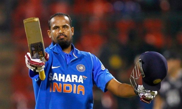 Yusuf Pathan Announced His Retirement From All Format' O International Cricket