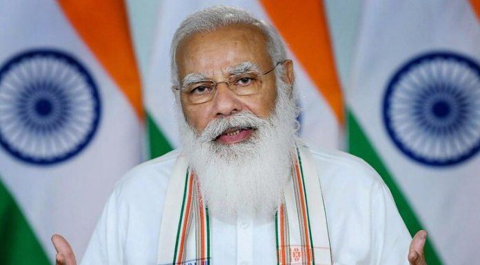 Jallianwala Bagh Massacre: PM Modi remembering the martyrs said that every indian has got strength by his sacrifice