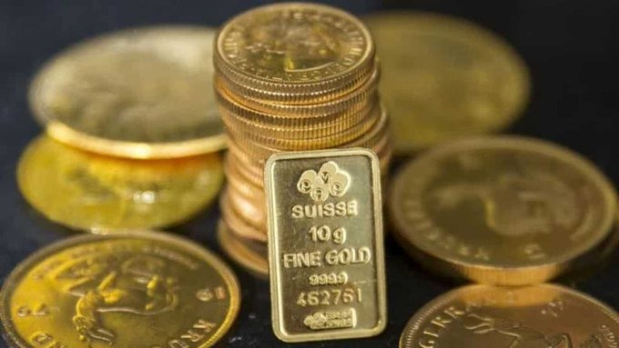 Gold prices fall silver also slips know the prices