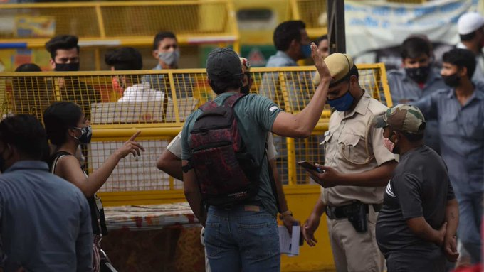 Lockdown in urban areas of mp will be 60 hours a week
