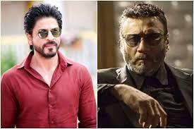 Jackie shroff had said for shahrukh khan the happier you look the more lonely you are inside