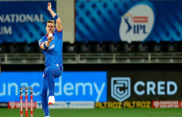 IPL 2021: DC Fast Bowler Nortje Test Positive For Covid-19