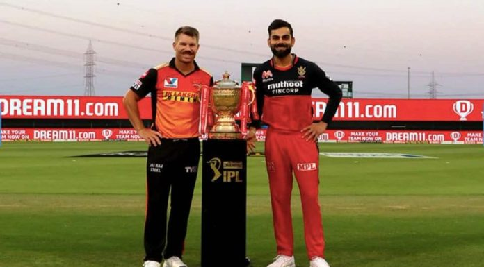 IPL 2021 SRH vs RCB: Sunrisers Hyderabad win the toss and elect to field