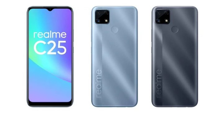 Realme C25s to be launched in india soon