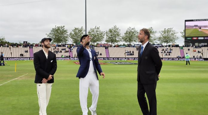 WTC Final 2021: New Zealand have won the toss and opted to bowl first