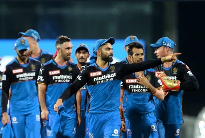 IPL 2021: RCB will wear blue jersey in the first match of the second part, know the reason