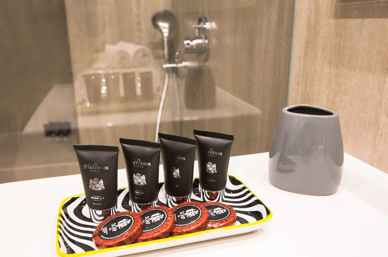Bathroom Amenities - Heart of Athens