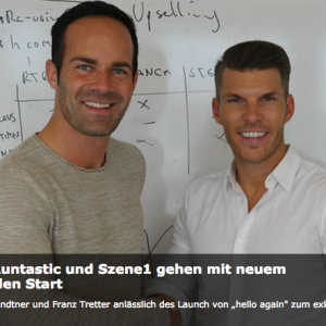 Interview von CEO Franz Tretter und Share Holder Florian Gschwandtner mit leadersnet