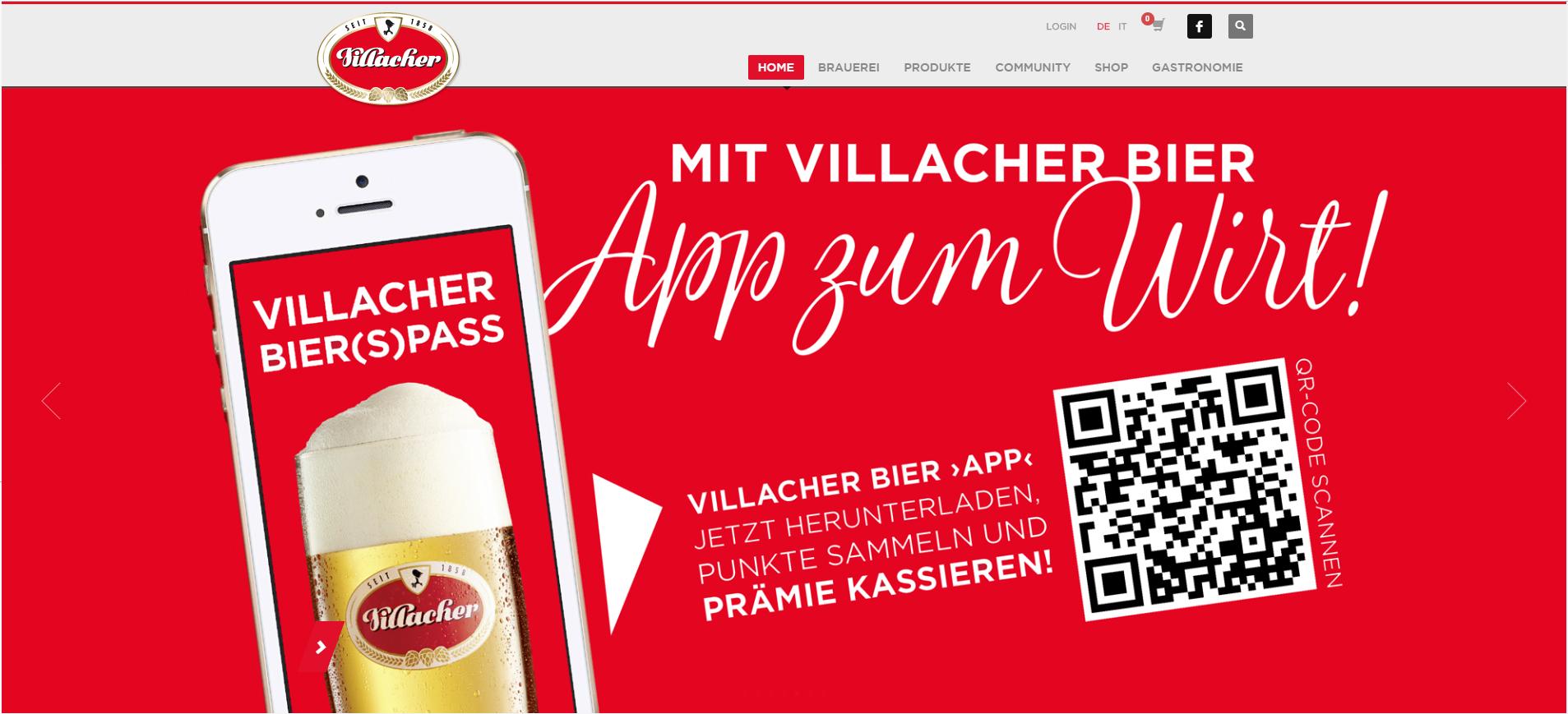 Website_Villacher Bier