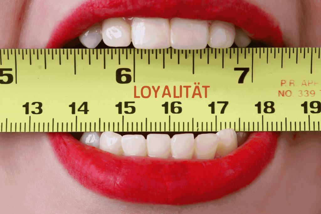 Wie wird Loyalität gemessen?