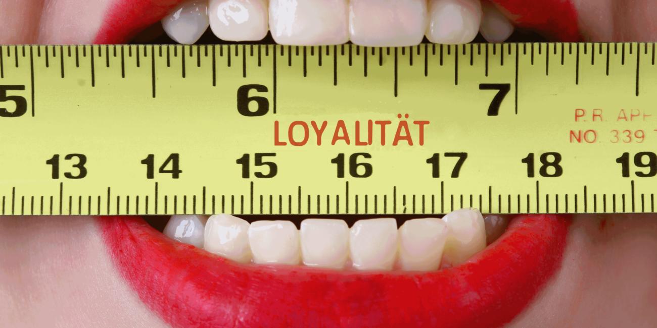 Kundenloyalität messen