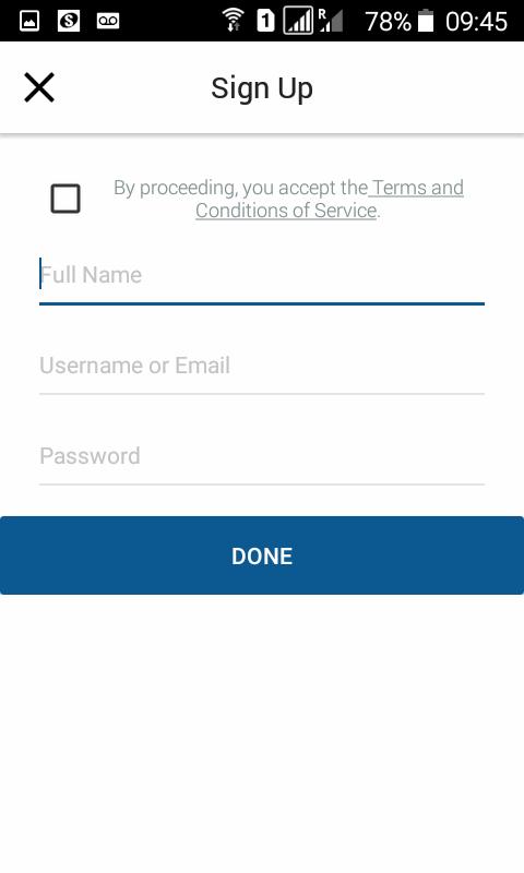 HelpDocs - Application Login