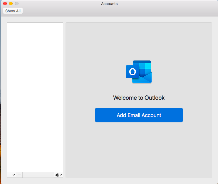 Setting up Microsoft Outlook on Apple Mac - Krystal Hosting