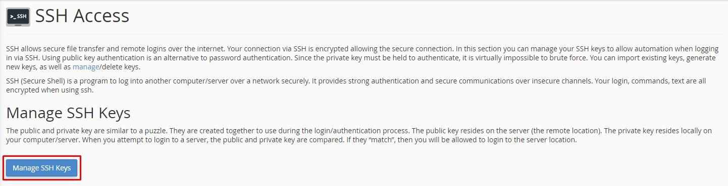 How to use public/private keys for SSH and SFTP (Mac OS) - Krystal