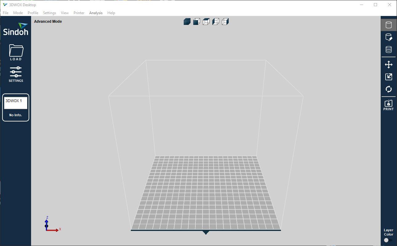 เครื่องพิมพ์ Sindoh 3DWOX1 - แหล่งรวมความรู้และช่วยเหลือในการใช้