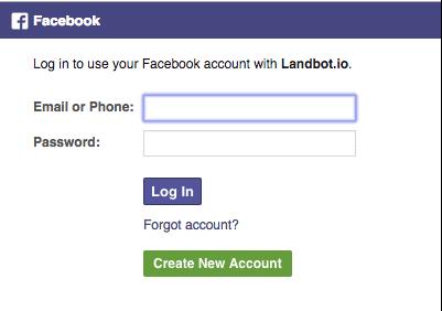 Other channels - Facebook Messenger - Landbot Help