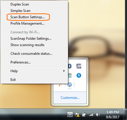 scansnap manager for fi series download