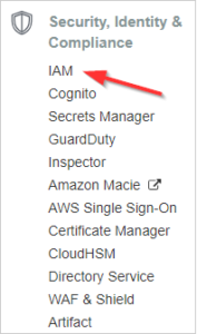 Creating IAM Admin Users and Adding User to Administrator's Group