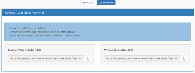 Getting Started with DD Portal - DeskDirector Knowledge base