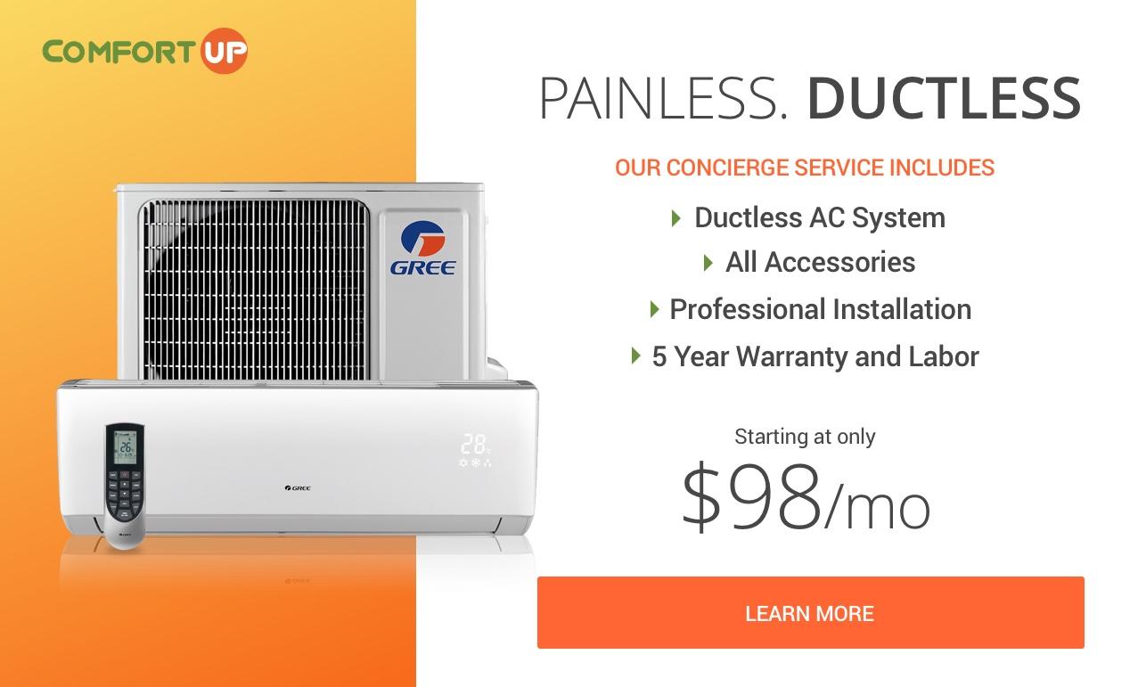 ductless mini split air conditioner miami florida