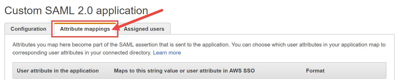 Amazon (AWS) SSO - GitPrime Help Center