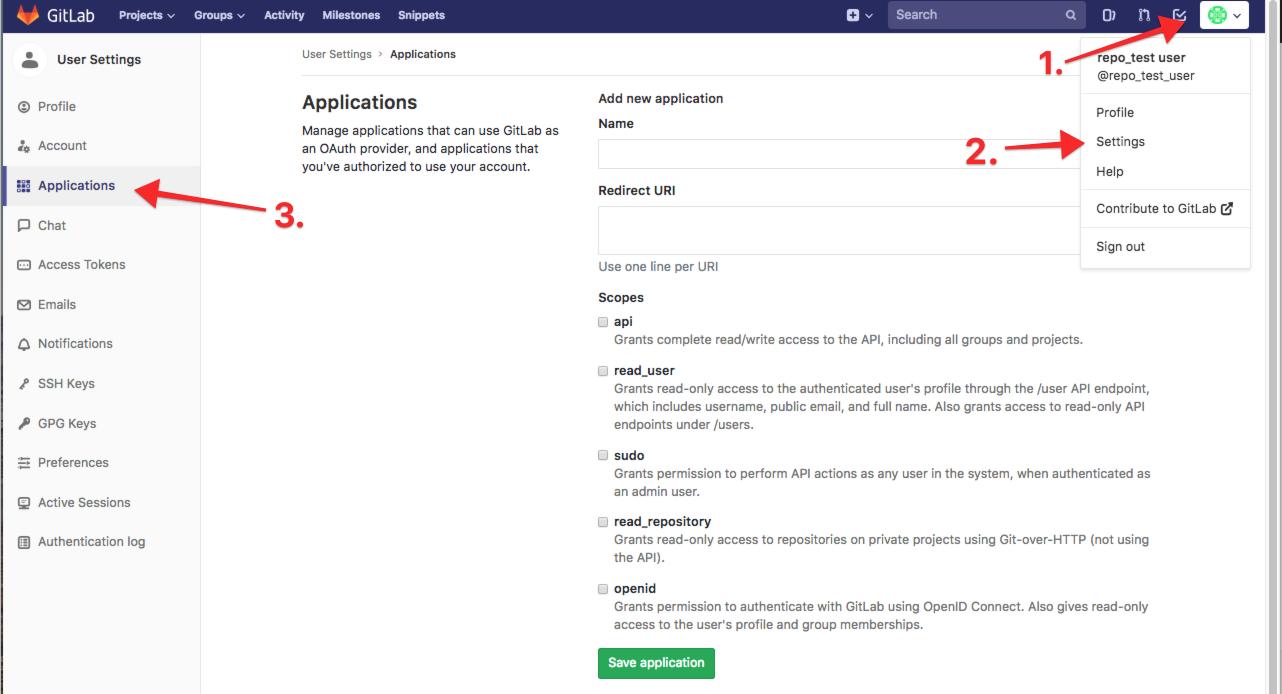 GitLab Self Hosted Setup - GitPrime Help Center