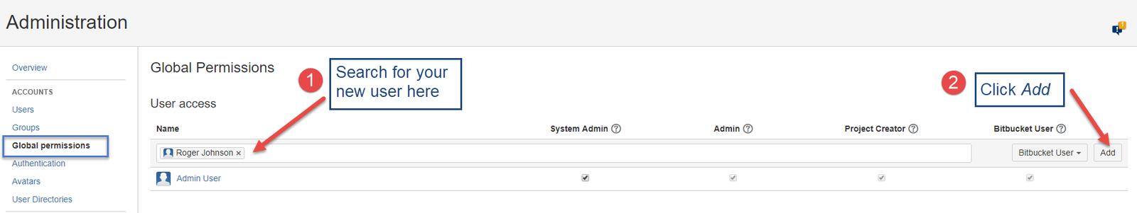 Bitbucket Server Setup - GitPrime Help Center